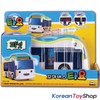 The Little Bus Tayo PEANUT Diecast Plastic Car Toy Full Back Electronic Tour Bus