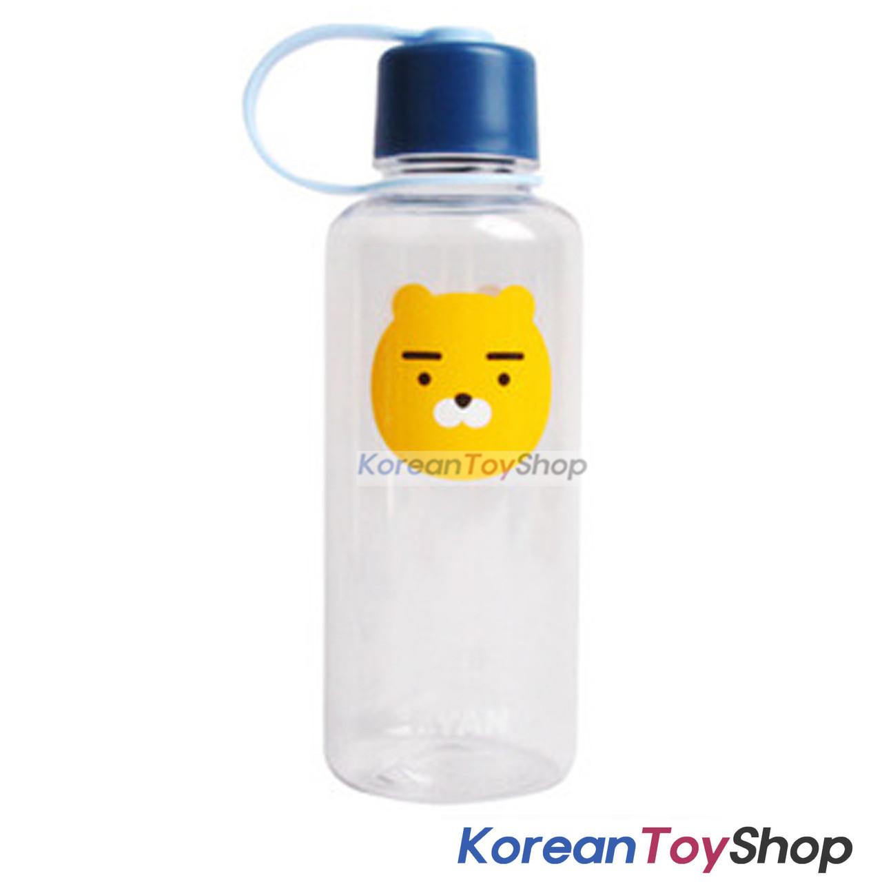 Kakao Friends Ryan Easy Handle Water Bottle 480ml Tritan Made In