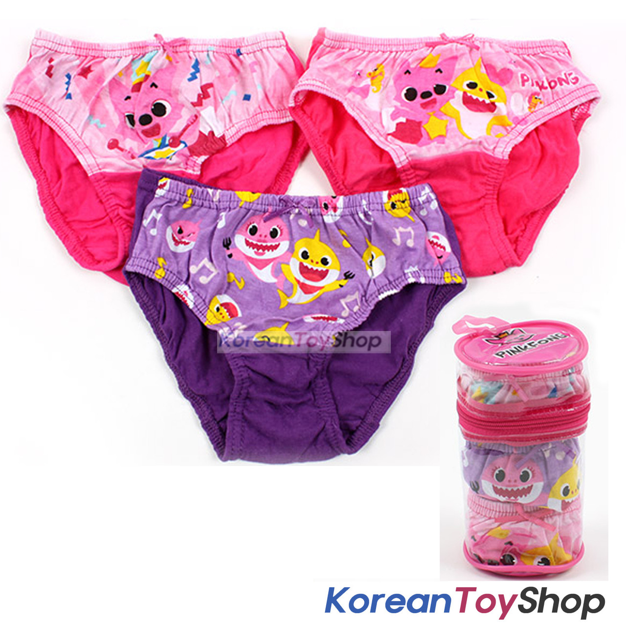 High Quality  Pink 2-3 years Girls 100/% Cotton Pants Briefs Knickers
