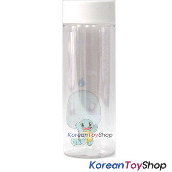 Pokemon Squirtle Clear Simple Bottle 500ml Tritan Squirtle Model