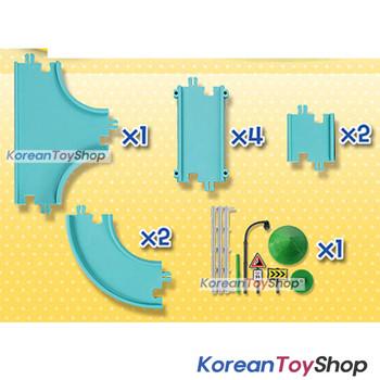 Robocar Poli Extra Track Set for Rescue Headquarter Center Play set Toy Genuine