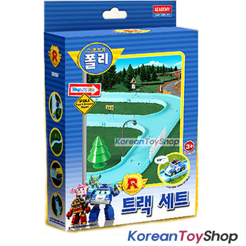 Robocar Poli Extra Track Set for Rescue Headquarter Center Play set Toy Genuine