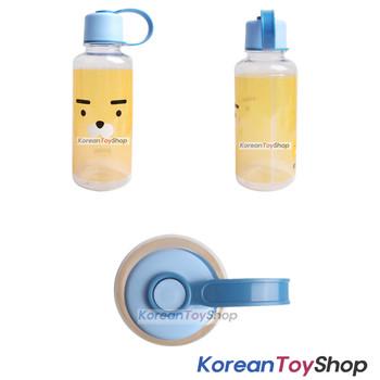 KAKAO Friends RYAN Easy Handle Water Bottle 380ml Tritan Made in Korea