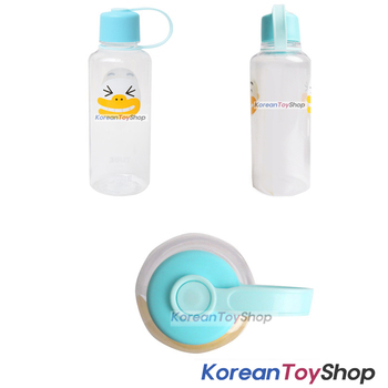 KAKAO Friends TUBE Easy Handle Water Bottle 480ml Tritan Made in Korea