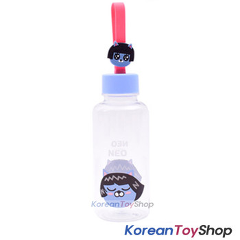KAKAO Friends NEO Silicone Handle Water Bottle 380ml Tritan Made Korea Original