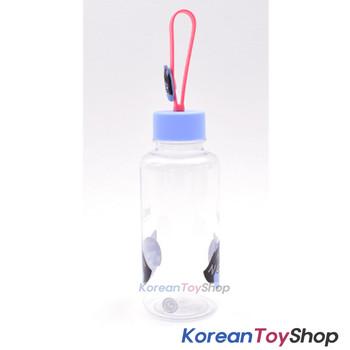 KAKAO Friends NEO Silicone Handle Water Bottle 380ml Tritan Made Korea Original