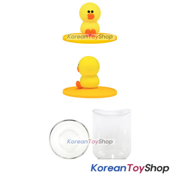 LINE Friends Toothbrush Holder & Cup Set SALLY Model Made in Korea Original