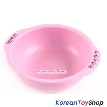PINKFONG Corn Food Bowl Easy Light for Kids BPA Free Made in Korea Original