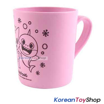 PINKFONG Corn Water Cup Easy Light for Kids BPA Free Made in Korea Original