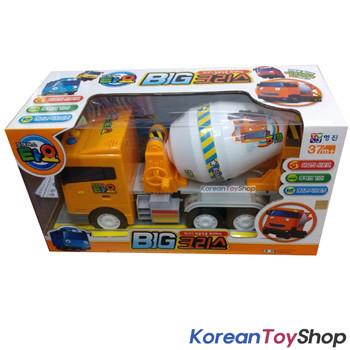 Little Bus Tayo BIG MAX Model Dump Truck Green Sound Effect Friction