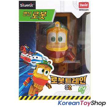 Robot Trains DUCK Transformer Robot Transforming Toy Figure Season 2 Original