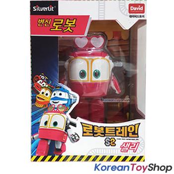 Robot Trains SELLY Transformer Robot Transforming Toy Figure Season 2 Original