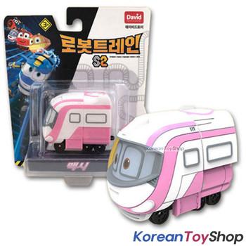 "Robot Trains MAXIE Diecast Plastic Mini Toy Car Season 2 Original 2"" Series"