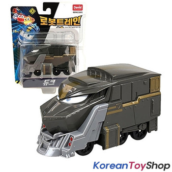 "Robot Trains DUKE Diecast Plastic Mini Toy Car Season 2 Original 2"" Series"