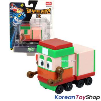 "Robot Trains VITO Diecast Plastic Mini Toy Car Season 2 Original 2"" Series"