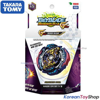 Beyblade Burst B-142 Judgement Joker.00T.Tr GT Booster Takara Tomy 100% Original