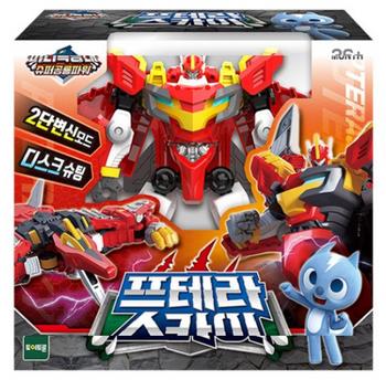 Miniforce PTERA SKY Transformer Robot Toy