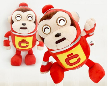 "Cocomong ROBOCONG Cute Soft Doll Plush Toy 12"" 30cm Korean Animation Character"