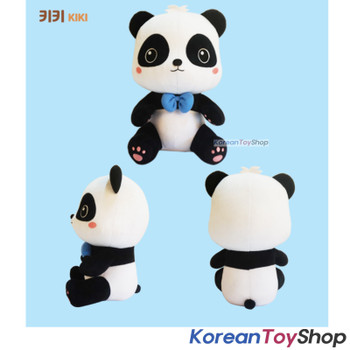 "Baby Bus Panda KIKI Character Doll Soft Plush Toy 12"" 30cm"