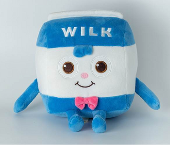[Comming Soon!] Bread Barbershop WILK Character Doll Plush Toy 25cm