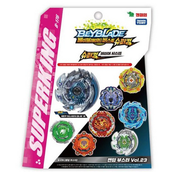 Beyblade Burst B-176 Random Booster Vol.23 Takara Tomy 100% Authentic