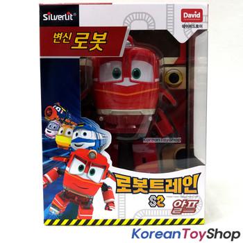 [Discounted] Robot Trains ALF Transformer Robot Transforming Toy Figure Season 2 Original