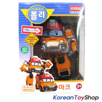 Robocar Poli MARK Transformer Robot Car Toy Action Figure Pickup Truck Genuine
