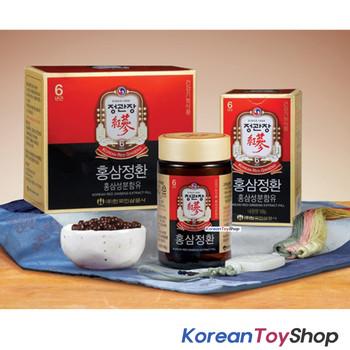 Korean Red Ginseng Extract Pill Set 168g X 2ea, Cheong Kwan Jang