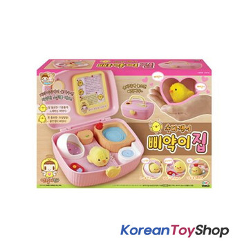 Talkative Chick's House Ppiyak-e House Bird Toy Mimiworld
