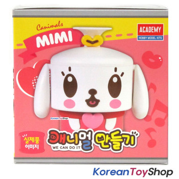 Canimals MIMI Making Model Kit Figure Toy Walking Figure