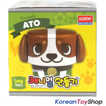 Canimals ATO Making Model Kit Figure Toy Walking Figure