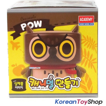 Canimals POW Making Model Kit Figure Toy Walking Figure