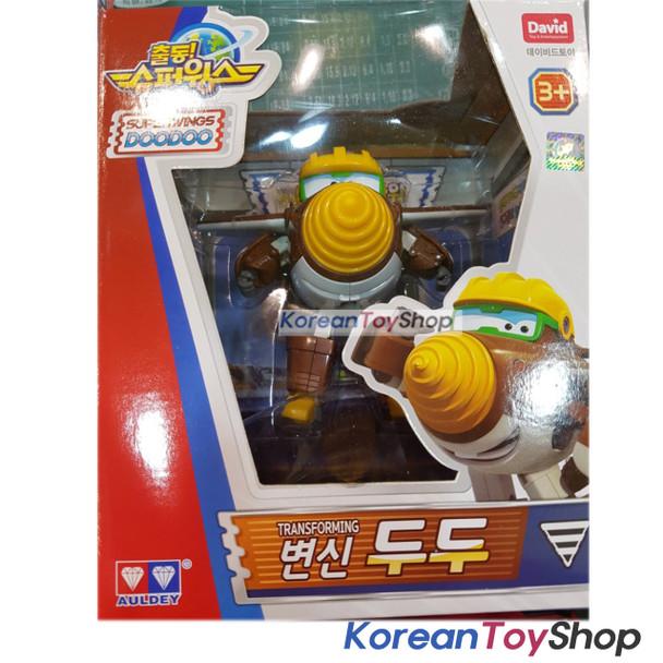 Super Wings Doodoo Transformer Robot Toy Season 2 New Character