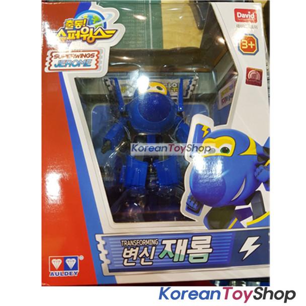 Super Wings JEROME Transformer Robot Toy Season 2 New Version