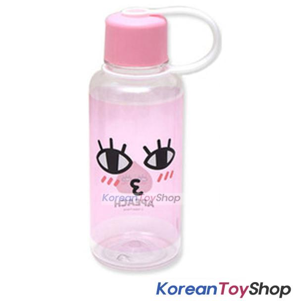 KAKAO Friends APEACH Easy Handle Water Bottle 380ml Tritan Made in Korea