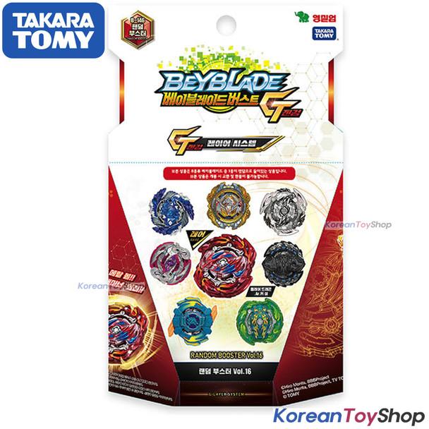 Beyblade Burst B-146 Random Booster Vol.16 TAKARA TOMY Original Authentic 100%