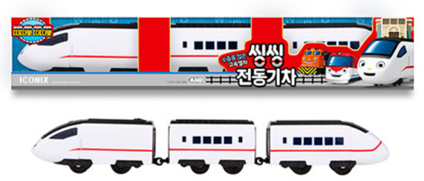 Titipo Train Series XINGXING Model Electric Powered Train Toy