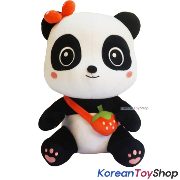 "Baby Bus Panda MIUMIU Character Doll Soft Plush Toy 12"" 30cm"