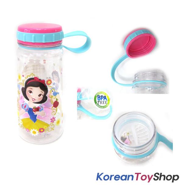 Disney Princess Snow White Tritan Water Bottle w/ Handle BPA Free Made in Korea