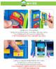 Tayo Little Bus Mini Car Vending Machine Toy w/ 2pcs Mini Buses Tayo & Rani Sound Effect