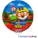 Pororo Balloon w/ Pinwheel Birthday Picnic Party Supplies - Pororo Round Type