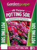 Gardenscape All Purpose Potting Soil 8 Pounds