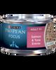 Pro Plan Focus Adult 11+ Salmon & Tuna Canned Cat Food, 3 Oz.