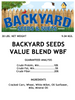 Value Blend Select Bird Food