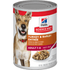 Hill's Science Diet Adult Turkey & Barley Canned Dog Food, 13 Oz.