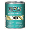Fromm Gold Chicken and Duck Canned Dog Food 12.2 Oz