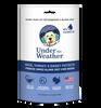 Under The Weather Freeze Dried Bland Diet Turkey, Rice, & Potato Dog Food  6oz