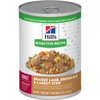 Hill's Bioactive Recipe Adult Braised Lamb, Brown Rice & Carrot Stew Canned Dog Food 12.8oz