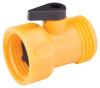"""Landscapers Select 3/4"""" Plastic Shut Off Hose Nozzle"""