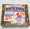 Backyard Seeds Peanut Crunch Plus Fruit Blend Seed Cake, 2Lb